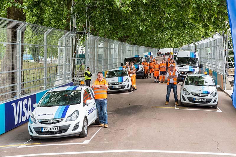 FIA Formula E @ Battersea Park – for the London EPrix